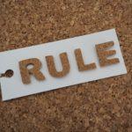 ミーティングのルール